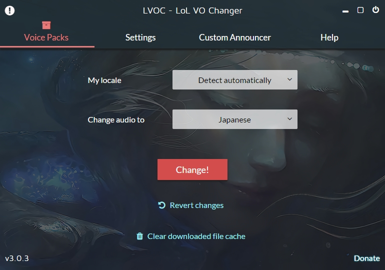 Download - LoL VO Changer